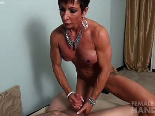 Músculo maduro handjob anna phoenixxx