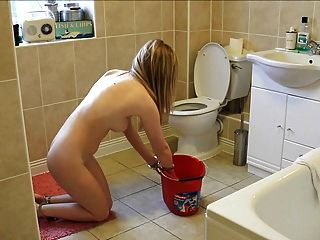 Limpieza del baño