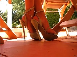 5.5 sandal colgantes sandales 14 cm