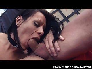 Tranny babe fernanda conseguir follada duro anally
