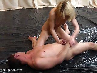 Lucha mixta chica kempo