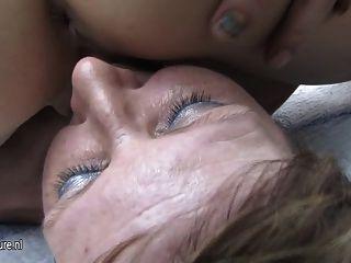 Caliente lesbianas jacinta ama raissas maduro coño
