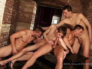 4 parte del sexo de grupo 2