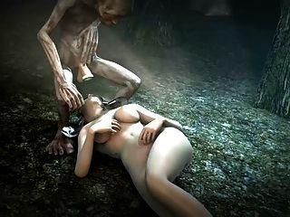 Porno de los anillos 3d