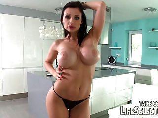 Selector de vida fuck asiática chica aletta ocean