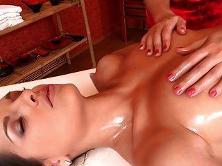 Milf masaje erótico