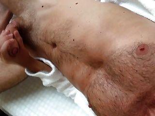 Masturbación en spa público