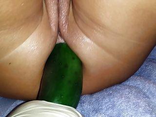 Enorme pepino en el culo 2