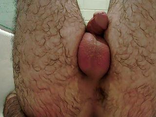 Manos libres orgasmo anal con corrida i