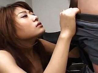 Japanese biker girl creampie (sin censura)