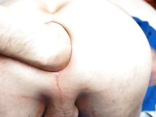 Puño y la propagación de mi culo junio de 2013 boquiabierto gape