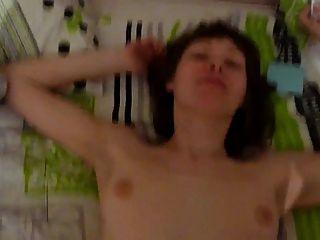 Sexy russian wife chupar polla