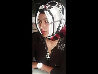 Turco arabe asiático hijapp mezcla foto 20