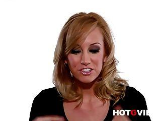 Hot g vibe entrevistas sexy rubia porno brett rossi