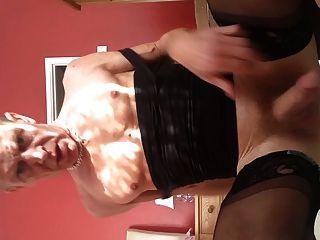 Calcetines calientes del cordón