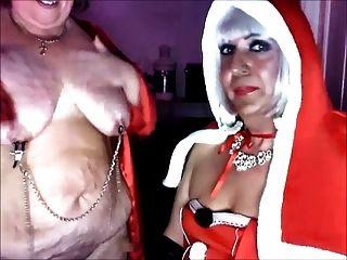 Amante navidad y su puta sub katrina pt 3
