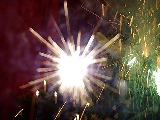 Feliz año nuevo y diviértete