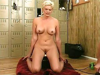 Escena de orgasmo caliente