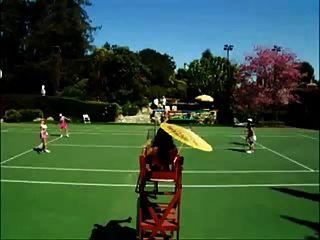 Tenis desnudo