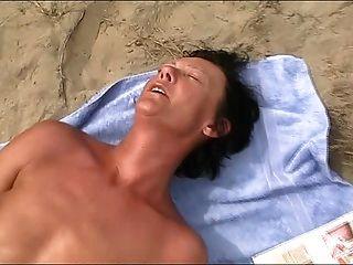 Lutje en la playa 2