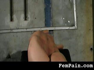 Castigo corporal extremo