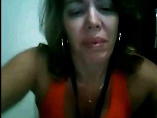 Linda madura 48 anos (nueva masturbación)