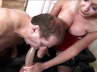 charla mistressmistress sentado en la cara
