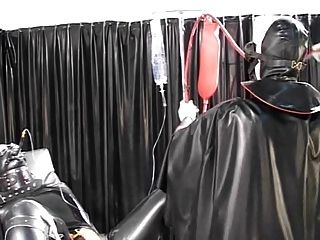 Demask rubber rituals part.1