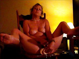 Orgasmos de mujer con dong grande