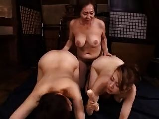 Yumi kazama 44 hermosa japonesa porno