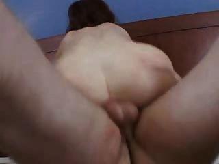 Aficionado maduro pelirroja bareback dp mmf trío pastel