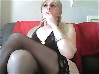 Mariquita faggot víspera de humo puta