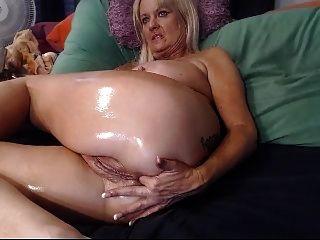 Webcam abuela habla sucio