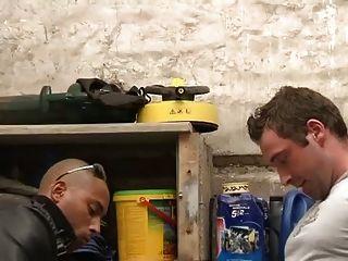 Beurette baisee en la cueva