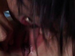 Chica filipina monica lopez follada en el culo