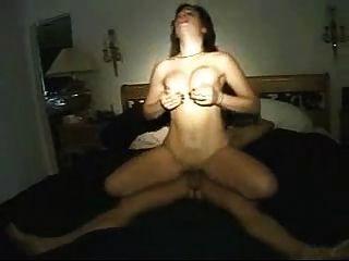 Amatuer se hace una anal