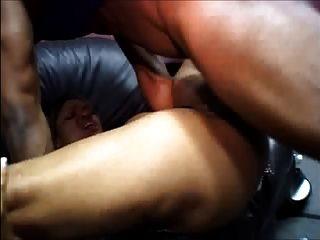 Janet tembloroso orgasmo