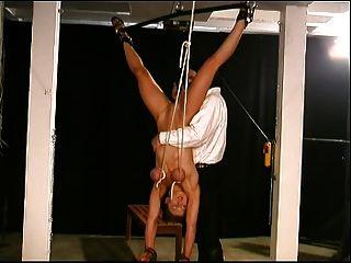 Tortura de pecho y coño