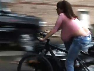 Perchas en bicicleta