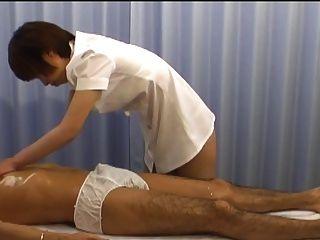 Japonés masaje parte 3 (sin censura)