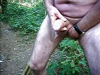 Viejo cumming gay muy fuerte
