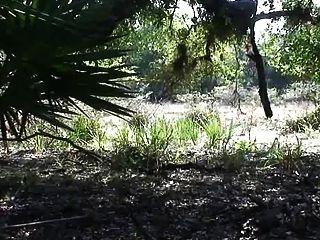 Mamada en el statepark