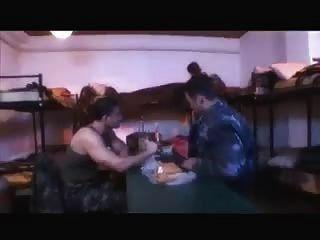 Hardcore militar con pollas grandes