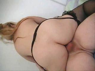 Chubby chino tiene sexo con marido blanco