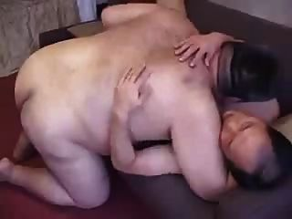 Hombre gordo par perfecto 1
