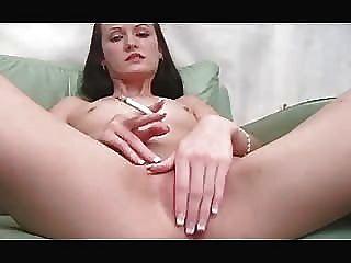 Masturbación de fumar hailey fg09