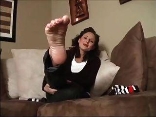 Calcetines y suelas