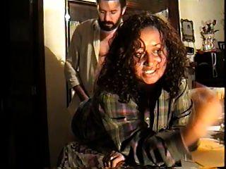 Crisputina haciendo boquete y dando o rabinho