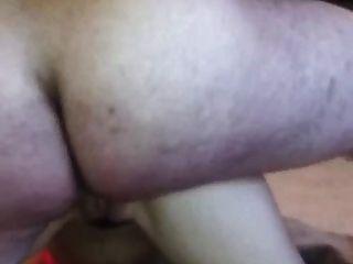 Follando todos sus agujeros hasta que ella grita de orgasmo anal