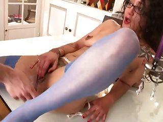 Nerd sexy anal